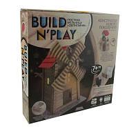 Детская игрушка Конструктор нового поколения BUILDNPLAY Дом BNP-01-01
