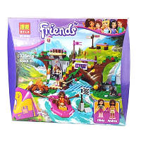 Детская игрушка Конструктор Lego на реке 325 дет