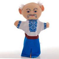 Детская игрушка Мягкая игрушка рукавичка Дед 00605-1