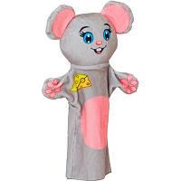 Детская игрушка Мягкая игрушка рукавичка Мышка 00614-1