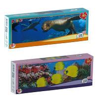 Детская игрушка Пазлы 105эл. LEO LUX Подводный мир  арт,196 16шт. в блоке, 12 в упаковке