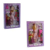 Детская игрушка Кукла ElEGANTв коробке с одеждой 992 5-521 (2015)