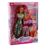 Детская игрушка Кукла Beauty с аксессуарами в коробке 619 5-522 (2015)