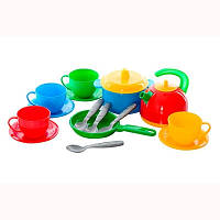Детская игрушка Посудка детская Маринка 5 1134 Технок