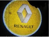 Проекция логотипа автомобиля RENAULT