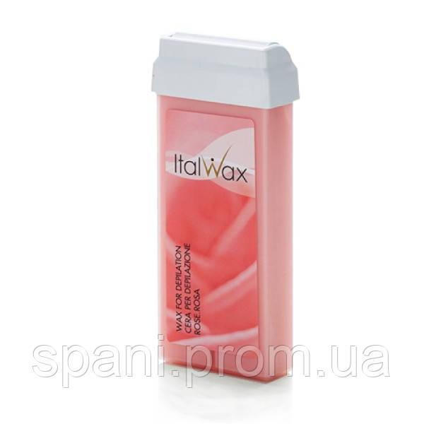 Italwax, Віск касетний «Рожевий», Італія, 100 мл