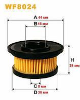 Фильтр топливный  для ГБО ж/ф пр-ва MARINI, WIX (WF8024)