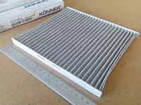 Фильтр салона Accent (RB)/Rio (UB), KONNER (KCF-4L000-C) угольный