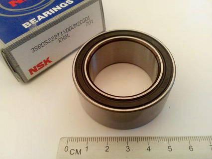 Подшипник шкива компрессора конд. 35x52x22 NSK (35BD5222)
