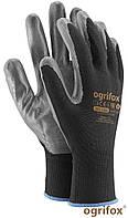 Перчатки рабочие защитные OX-NITRICAR BS покрытые нитрилом