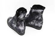 Зимние женские ботинки на скрытой танкетке Vensi V6, фото 3