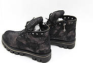 Женские зимние ботинки на низком ходу Vensi V5, фото 3