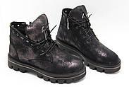 Женские зимние ботинки на низком ходу Vensi V5, фото 2