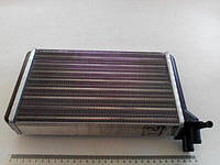 Радиатор печки ВАЗ 2110 алюм., ДААЗ (гарантия - до установки)
