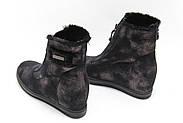 Зимние женские ботинки на скрытой танкетке Vensi V4, фото 4