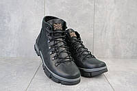 Мужские зимние ботинки Botus 8 чёрные, фото 1