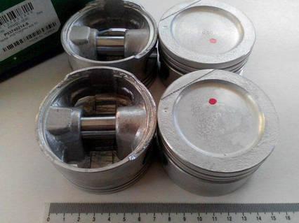 Поршень Lanos 1.5  77,00 2-й ремонт, PMC (PXMSC-004C) с пальцем (продаются только к-т 4 шт)