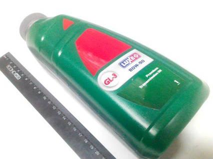 Масло трансм. 80W-90 GL-3 (ТАп-15), LUXE  1л.
