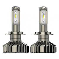 Лампы светодиодные Philips H7 X-tremeUltinon LED Gen2 +250% 11972XUWX2 (2шт.)
