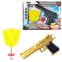 """Игровой набор """"Пистолет с мишенью"""" арт. 7655 AB"""