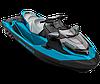 Гидроцикл GTX 170hp STD Beach Blue Metallic and Lava Grey 2020