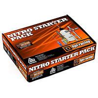 Стартовый набор HPI Racing Nitro Starter Kit для запуска нитро двигателей (HPI101921)