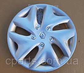 """Ковпак колісний 15"""" Renault Megane 3 хетчбек (оригінал)"""