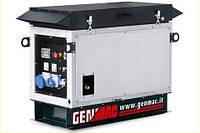 Трехфазная газовая электростанция Genmac WONDER G12000KSA (11 кВа)