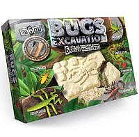 Раскопки: 6 видов насекомых. BUGS EXCAVATION, фото 1