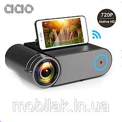 AAO YG420 Мини светодиодный проектор