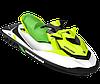 Гидроцикл GTI 130 PRO NO IBR Rental White and Krypton Green 2020
