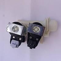 Клапан набора подачи воды для стиральной машины Indesit  Индезит Ariston Аристон Оригинал