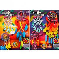 """Набір креативної творчості """"DREAM CATCHER"""" Ловець снів рос (18)"""