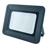 Світлодіодний прожектор BIOM 100W S3-SMD-100-Slim 6500К 220V IP65, фото 1