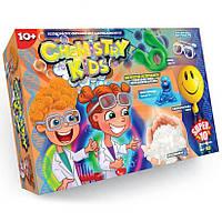 """Наборы для опытов """"Chemisty Kids"""" - 10 экспериментов Danko Toys, фото 1"""