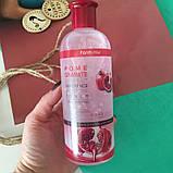 Увлажняющий тонер с экстрактом граната FarmStay Pomegranate Visible Difference Moisture Toner, 350 мл, фото 5