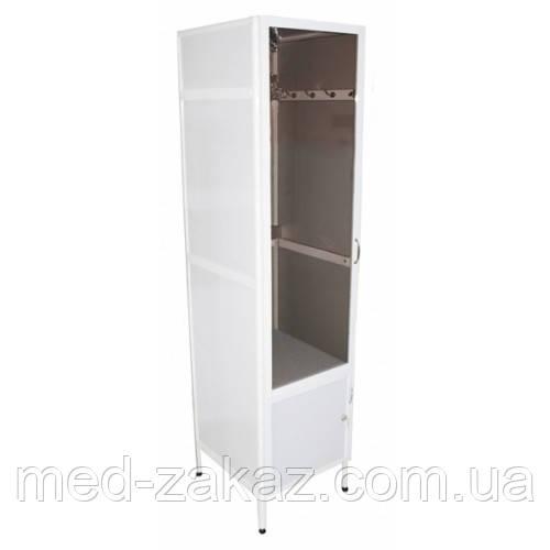 Шкаф медицинский бактерицидный для бронхоскопов и уретроскопов с сейфом Viola ШМБ15-Э1