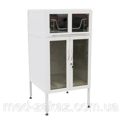 Шкаф медицинский с бактерицидными лампами Viola ШМБ 8-1