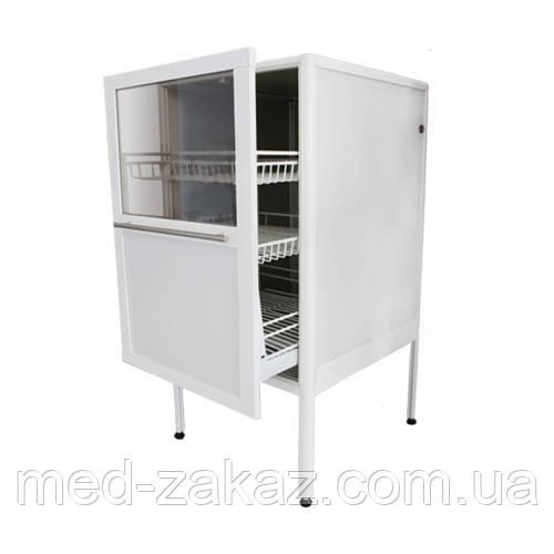 Шкаф медицинский с бактерицидными лампами Viola ШМБ 8-2