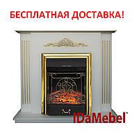 КАМИНОКОМПЛЕКТ IDAMEBEL CATARINA GOLD