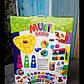 """Набір для творчості зі столиком """"MULTI TABLE"""" MTB-01-01 Danko Toys, фото 7"""