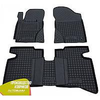 Резиновые коврики Geely MK / MK 2/ MK Cross Avto- Gumm
