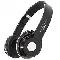 """ТОП ЦЕНА!!! Беспроводная стерео гарнитура Wireless S460 Stereo Headphones реплика beats solo 2 """"Реплика"""", фото 3"""