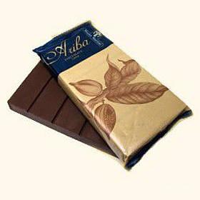 Шоколад молочний блоки Аріба 32% 2,5 кг
