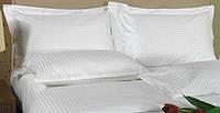 Комплект постельного белья из страйп-сатина 150/210