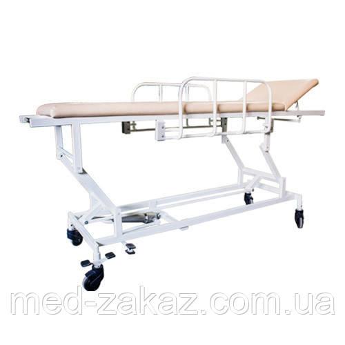 Візок медичний для перевезення пацієнтів Viola ВМп-9 (гідравлічна)