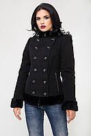 Пальто женское зимнее 1-003 два цвета*
