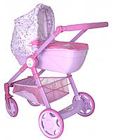 Коляска для куклы BABY BORN - ПРОМЕНАД (складная, с сумкой) (1423577.TY)
