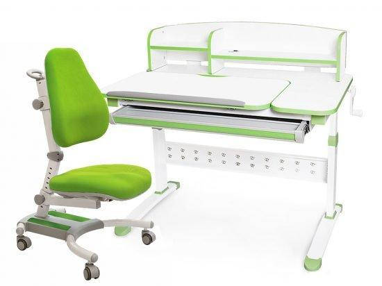 Комплект Evo-Kids кресло Omega + парта Martin c полкой, фото 2