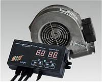 Комплект автоматики для твердотопливного котла AIR Logic (пласт) + WPA 117. для котла до 30 кВт